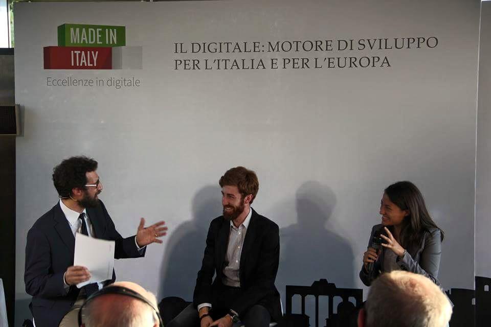 """""""Il Digitale: motore di sviluppo per l'Italia e per l'Europa"""""""